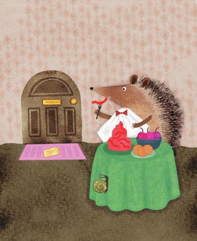 hector-hedgehog-dinner-door-meal-jorooks-jpg