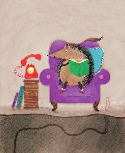hector-hedgehog-phone-armchair-jorooks-jpg