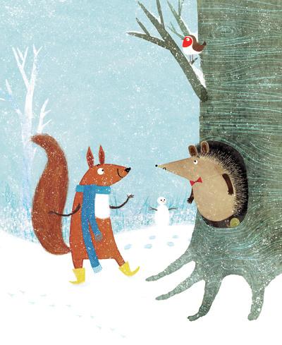 hector-hedgehog-snow-door-squirrel-jorooks-jpg
