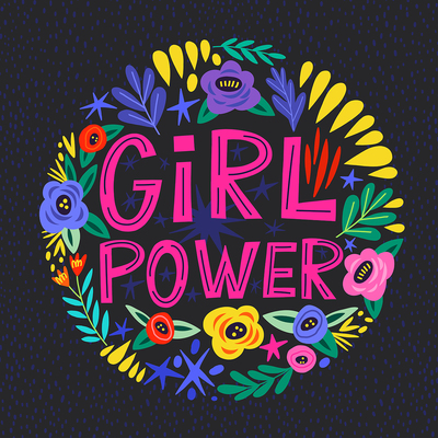 girl-power-lettering