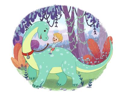 dinosaur-boy-pet-jungle-jpg