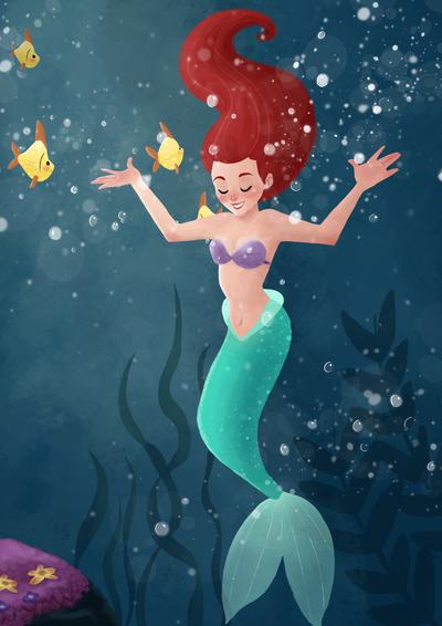 mermaid-ariel-ocean-fish-jpg