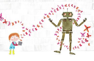 box-of-butterflies-robot-girl-jorooks-jpg