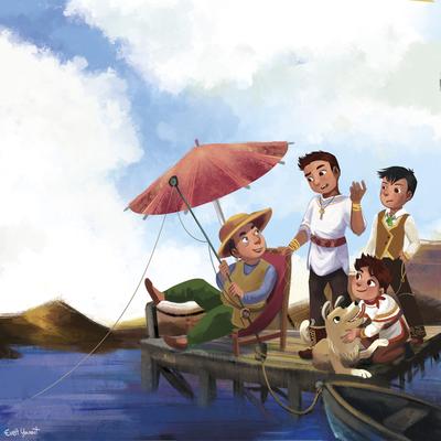 fisherman-detective-dog-sea-docks-coast-explore-brothers-by-evelt-yanait-jpg