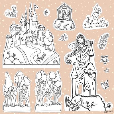 activity-activities-color-colour-coloring-lineart-princess-princess-castle-palace-by-evelt-yanait-jpg