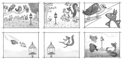 squirrel-birds-storyboard