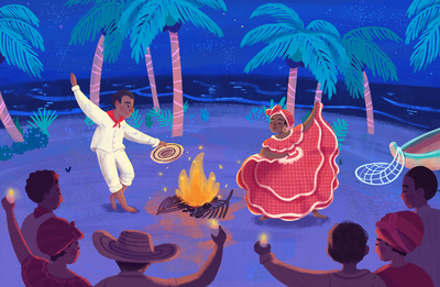 dance-colombia-beach-night-folklore-bonfire-palms-party-light-people-ethnicity-jpg