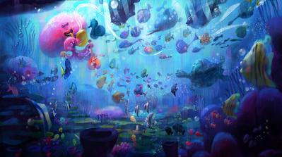 sea-octopus-goldfishes-jpg
