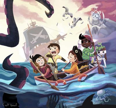 pirates-sea-ocean-boat-pirate-ship-adventure-monster-kids-marine-by-evelt-yanait-jpg