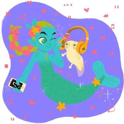 mermaid-axolotl-music-headphones-jpg