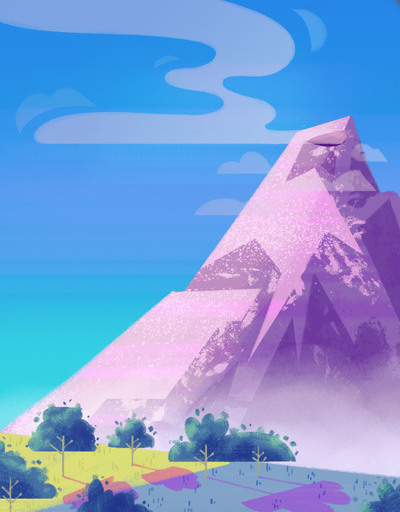 mountian-volcano-trees-scenery-jpg