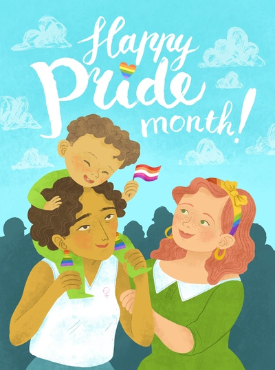 happy-pride-month-lesbian-family