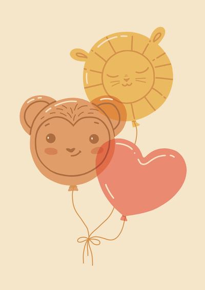card-heart-balloons-bear-lion-jpg