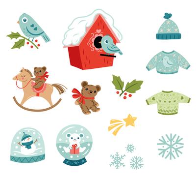christmas-bird-birdhouse-teddy-sweather-snowglobe-jpg