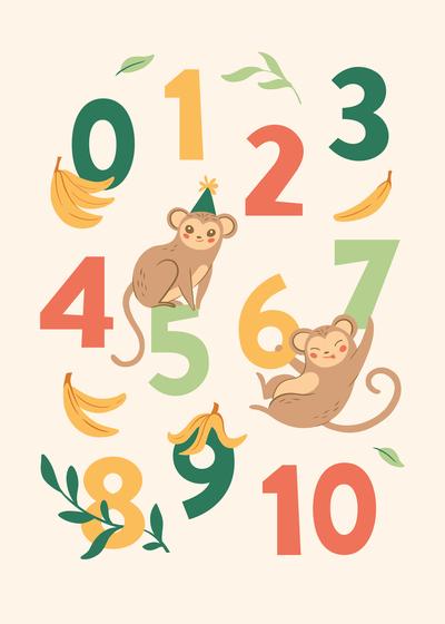 monkey-numbers-banana-jpg