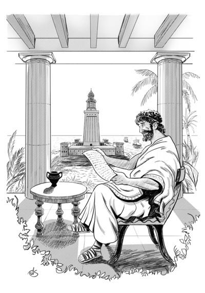 philosopher-in-alexandria-3d-century-bce