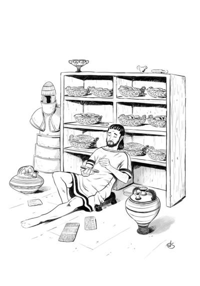 ancient-mycenean-accountant
