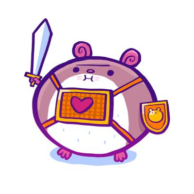 hamster-warrior
