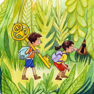 storymarch-lock-key-boy-girl-adventure-forest-jpg