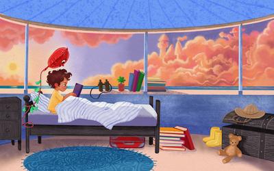 matsicb7-bob-bug-environment-lighthouse-storytime-cloudscape-sunset-jpg