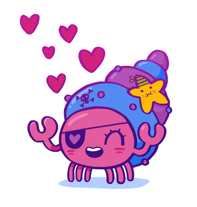 pirate-crab