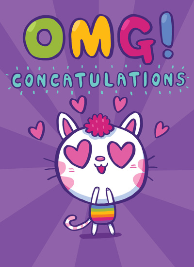 congratulations-cat