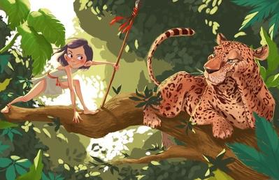 jaguar-girl-jungle-jpg