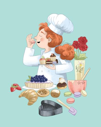 pastry-chef