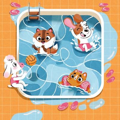 swimming-pool-fun