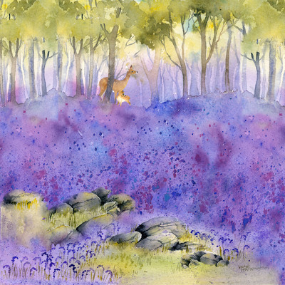 bluebells-and-deer-jpg