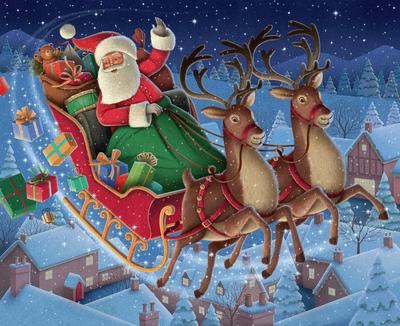 santa-and-sleigh-1