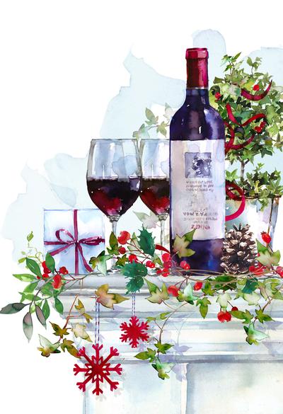 1-xmas-wine-on-mantle-design-jpg