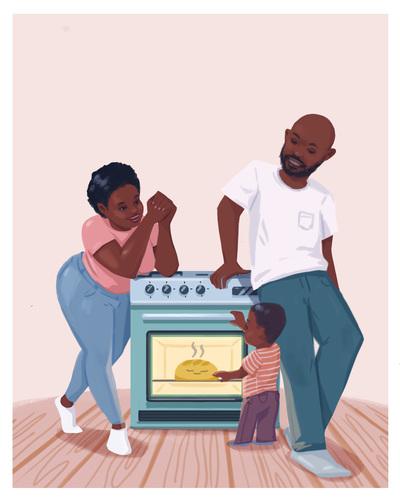 pregnant-black-family-bun-oven-jpg