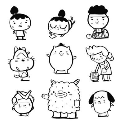 cute-characters
