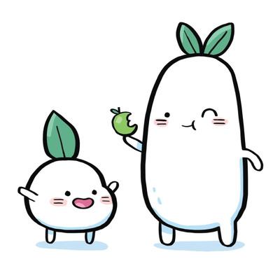 leaf-creatures