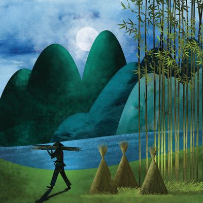 landscape-mountains-man-bamboo-jpg