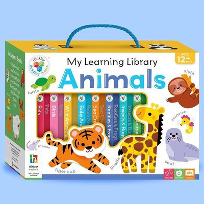 learning-library-animals