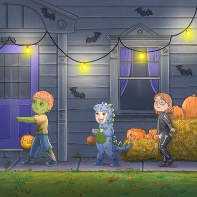 halloween-children-costume-zombie-dinosaur-skeleton-pumpkin-jpg