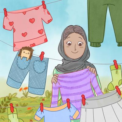 hijab-woman-hedgehog-clothes-jpg