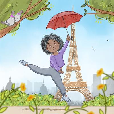umbrella-dancing-teenager-girl-pigeon-paris-jpg