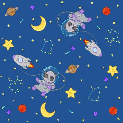 space-stars-panda-moon-planets-astronaut-rocket-jpg