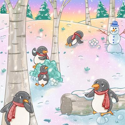 xmas-pinguin-battlesnow-snowman-jpg