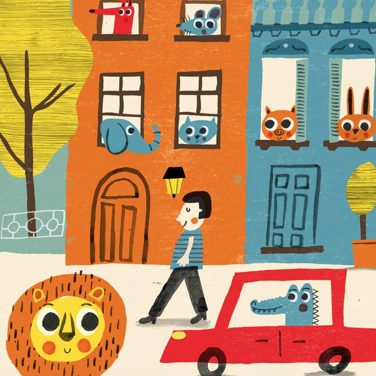 Children's Book Illustrators | Advocate Art